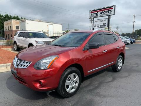 2015 Nissan Rogue Select for sale at Auto Sports in Hickory NC