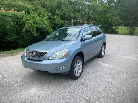 2009 Lexus RX 350 for sale at Adrenaline Autohaus in Cary NC