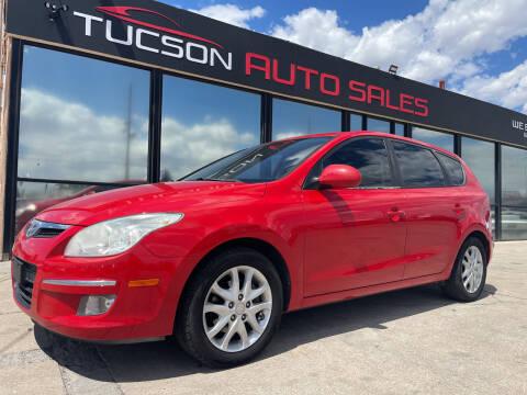 2009 Hyundai Elantra for sale at Tucson Auto Sales in Tucson AZ