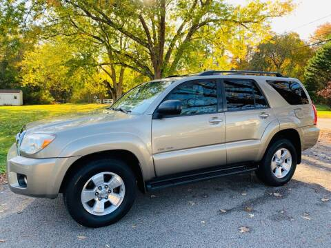 2007 Toyota 4Runner for sale at 41 Liberty Auto in Kingston MA