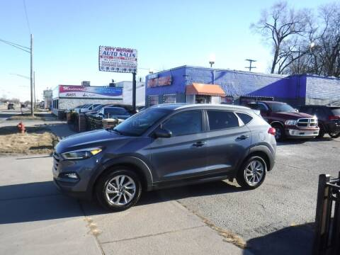 2016 Hyundai Tucson for sale at City Motors Auto Sale LLC in Redford MI
