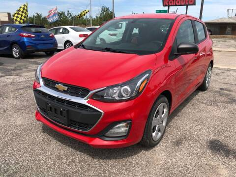 2019 Chevrolet Spark for sale at Ital Auto in Oklahoma City OK