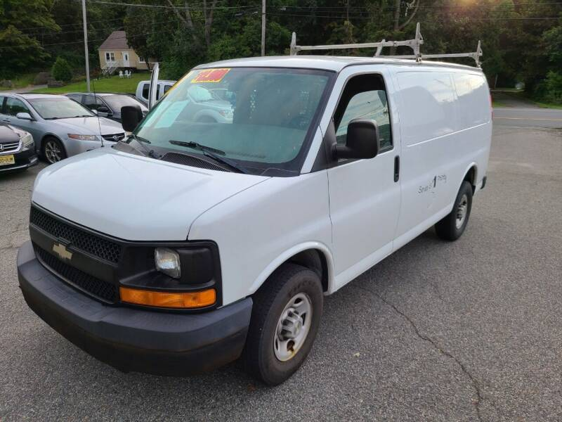 2009 Chevrolet Express Cargo for sale at New Jersey Automobiles and Trucks in Lake Hopatcong NJ