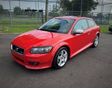 2008 Volvo C30 for sale at Queen City Classics in West Chester OH