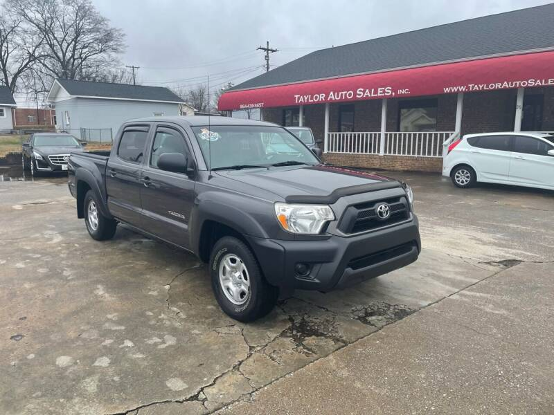 2013 Toyota Tacoma for sale at Taylor Auto Sales Inc in Lyman SC
