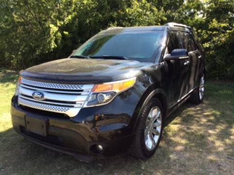 2013 Ford Explorer for sale at Allen Motor Co in Dallas TX