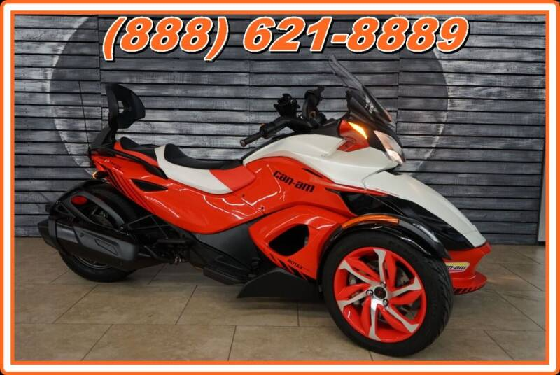 2015 Can-Am Spyder RS-S SE5 Special for sale at AZautorv.com in Mesa AZ