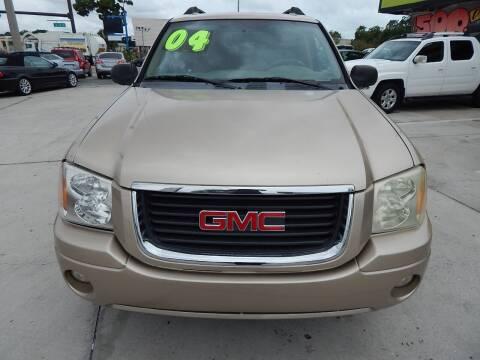 2004 GMC Envoy XL for sale at Auto Outlet of Sarasota in Sarasota FL