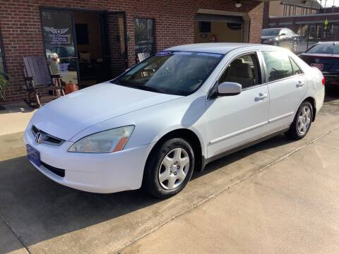 2005 Honda Accord for sale at Triple J Automotive in Erwin TN