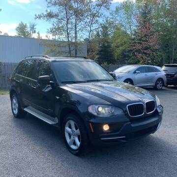 2009 BMW X5 for sale at GLOBAL MOTOR GROUP in Newark NJ