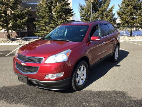 2011 Chevrolet Traverse for sale at Bromax Auto Sales in South River NJ