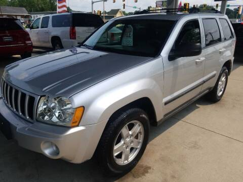 2007 Jeep Grand Cherokee for sale at SpringField Select Autos in Springfield IL
