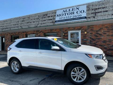 2017 Ford Edge for sale at Allen Motor Company in Eldon MO