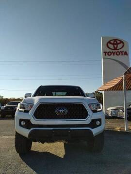 2018 Toyota Tacoma for sale at Quality Toyota in Independence KS
