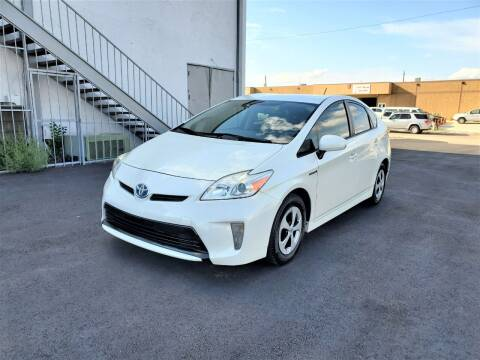 2015 Toyota Prius for sale at Image Auto Sales in Dallas TX