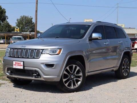 2017 Jeep Grand Cherokee for sale at Bryans Car Corner in Chickasha OK