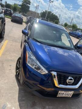 2019 Nissan Kicks for sale at FREDY USED CAR SALES in Houston TX