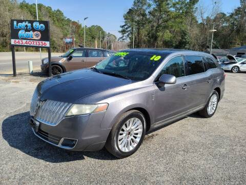 2010 Lincoln MKT for sale at Let's Go Auto in Florence SC