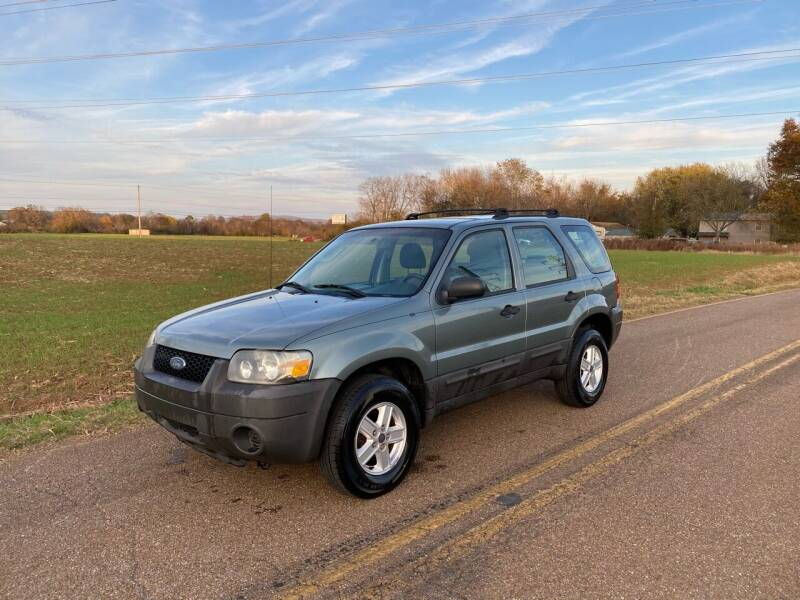 2007 Ford Escape for sale at Tennessee Valley Wholesale Autos LLC in Huntsville AL
