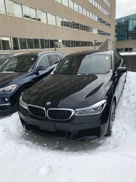 2018 BMW 6 Series for sale at BEACH AUTO GROUP INC in Fishkill NY