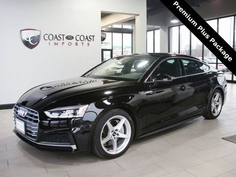 2019 Audi A5 Sportback for sale at Coast to Coast Imports in Fishers IN
