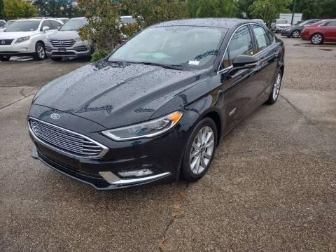 2017 Ford Fusion Energi for sale at Southeast Auto Inc in Baton Rouge LA