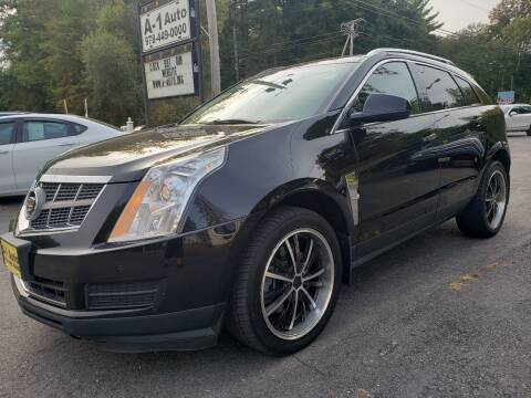 2010 Cadillac SRX for sale at A-1 Auto in Pepperell MA