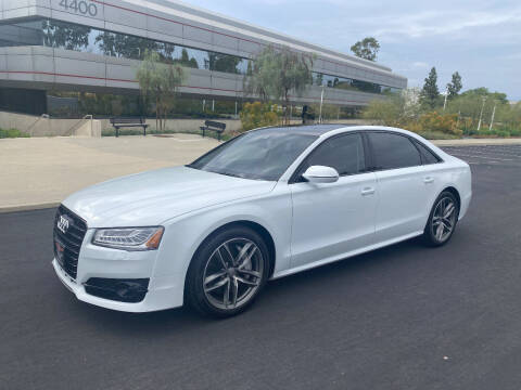 2017 Audi A8 L for sale at CAS in San Diego CA