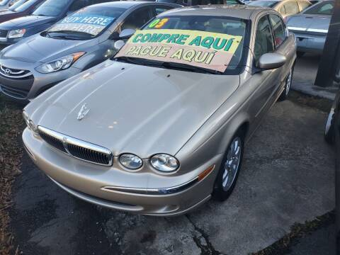 2003 Jaguar X-Type for sale at Coliseum Auto Sales & SVC in Charlotte NC
