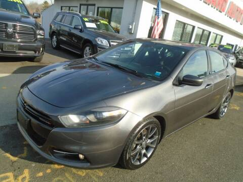 2016 Dodge Dart for sale at Island Auto Buyers in West Babylon NY