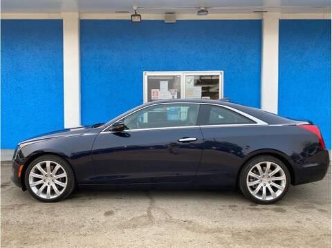 2015 Cadillac ATS for sale at Khodas Cars in Gilroy CA