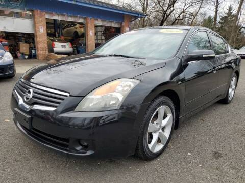 2009 Nissan Altima for sale at CENTRAL GROUP in Raritan NJ