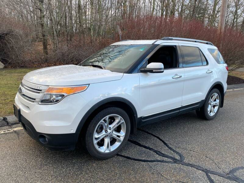 2015 Ford Explorer for sale at Padula Auto Sales in Braintree MA