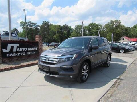 2018 Honda Pilot for sale at J T Auto Group in Sanford NC