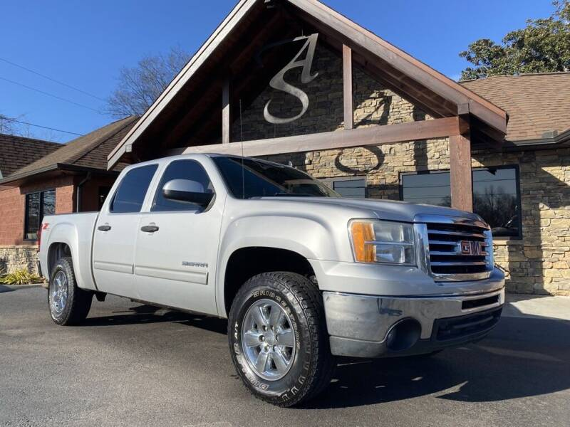 2010 GMC Sierra 1500 for sale at Auto Solutions in Maryville TN