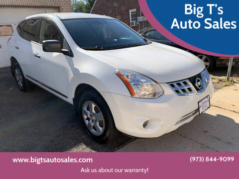 2013 Nissan Rogue for sale at Big T's Auto Sales in Belleville NJ