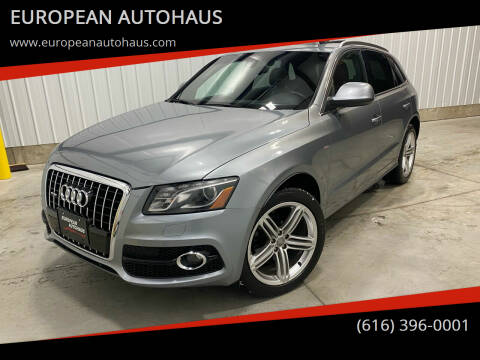2010 Audi Q5 for sale at EUROPEAN AUTOHAUS in Holland MI