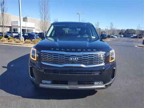 2021 Kia Telluride for sale at Lou Sobh Kia in Cumming GA