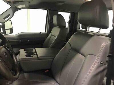2014 Ford F-350 Super Duty 4x4 XL 4dr SuperCab 6.8 ft. SB SRW Pickup - Rowley MA
