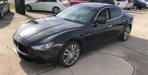 2014 Maserati Ghibli for sale at Moye's Auto Sales Inc. in Leesburg FL