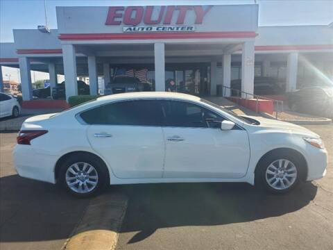 2018 Nissan Altima for sale at EQUITY AUTO CENTER in Phoenix AZ