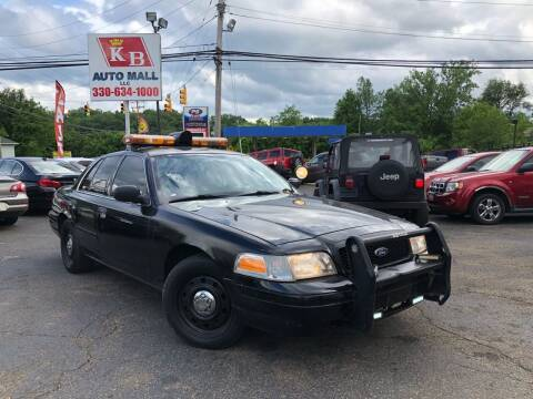 2008 Ford Crown Victoria for sale at KB Auto Mall LLC in Akron OH