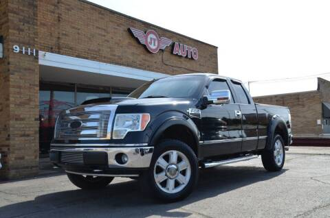 2009 Ford F-150 for sale at JT AUTO in Parma OH