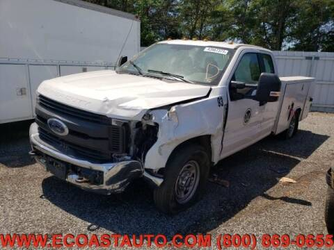 2019 Ford F-250 Super Duty for sale at East Coast Auto Source Inc. in Bedford VA