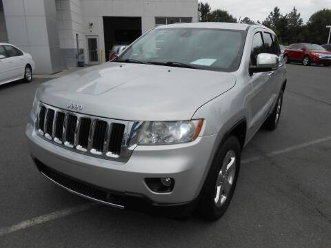 2013 Jeep Grand Cherokee for sale at Auto America in Monroe NC
