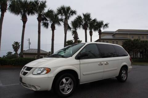 2006 Dodge Grand Caravan for sale at Gulf Financial Solutions Inc DBA GFS Autos in Panama City Beach FL