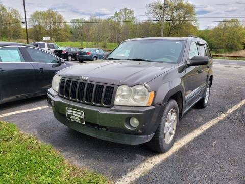 2005 Jeep Grand Cherokee for sale at Sussex County Auto Exchange in Wantage NJ