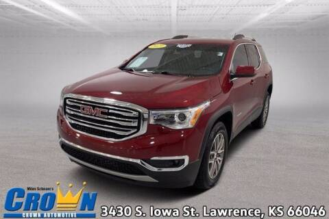 2019 GMC Acadia for sale at Crown Automotive of Lawrence Kansas in Lawrence KS