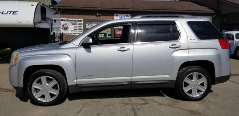 2010 GMC Terrain for sale at J.R.'s Truck & Auto Sales, Inc. in Butler PA
