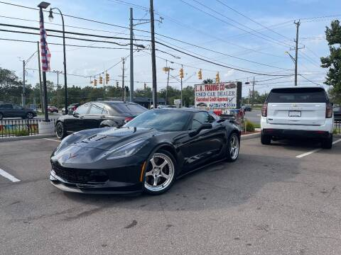 2016 Chevrolet Corvette for sale at L.A. Trading Co. Woodhaven in Woodhaven MI